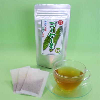 送料無料大人気のゴーヤー茶!沖縄ウコン販売の商品の中で売り上げトップ! 沖縄産ゴーヤー「種入りゴーヤー茶」20袋(1.5g×12包)