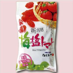 新飲食的幹梅子鹽番茄 3 袋 (一袋 / 120 g)