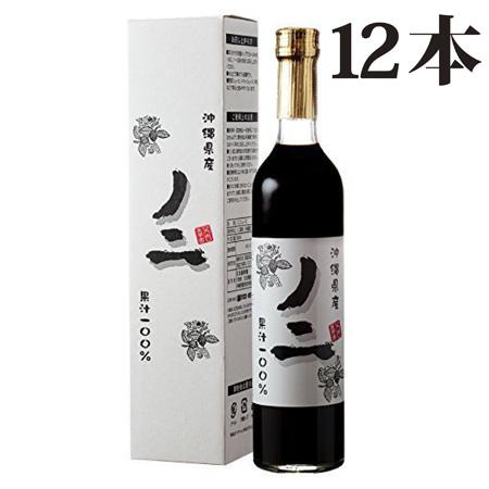 【送料無料】沖縄産ノニ果汁100% ノニジュース 12本【1本・500ml】