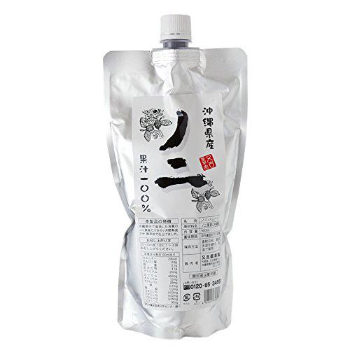 パウチタイプだから丸めて捨てれる 持ち歩きもラクラク 開封しやすく安全なキャップ仕様で お出かけ先でもオフィスでも 場所を選ばず手軽に飲むことができます 送料無料 メーカー在庫限り品 500ml パウチ 超目玉 沖縄産ノニ果汁100% 12パック 1パック ノニジュース