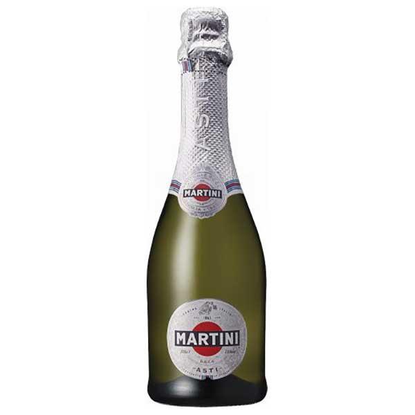 スパークリング 海外限定 Sparkling 御中元 御歳暮 販売 内祝い 10% マルティーニ アスティ スプマンテ 微かな甘口 サッポロ 白 本州のみ 泡 送料無料 瓶 イタリア 375ml