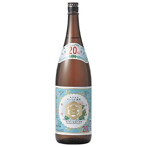 価格交渉OK送料無料 焼酎 distilled spirit sake 『4年保証』 御中元 御歳暮 内祝い キンミヤ 亀甲宮 20度 瓶 送料無料 ケース販売 ギフト不可 6本 IZM 宮崎本店 本州のみ 1800ml x 三重県 1.8L