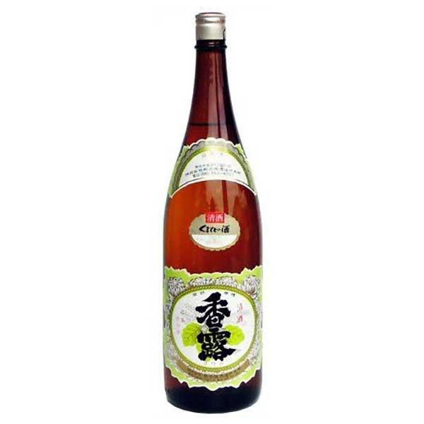 香露 くまもとの酒 1.8L 1800ml [熊本県酒造研究所/熊本県/岡永]
