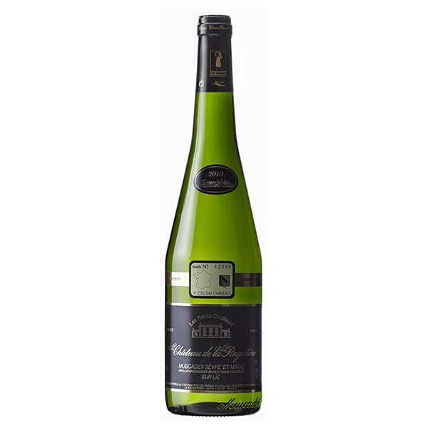 営業 白ワイン wine 母の日 父の日 御中元 御歳暮 内祝い シャトー ド ラ フランス BWMS17HV ロワール 日本限定 V.V 2017 375ml ラゴティエール ミュスカデ JAL シュールリー