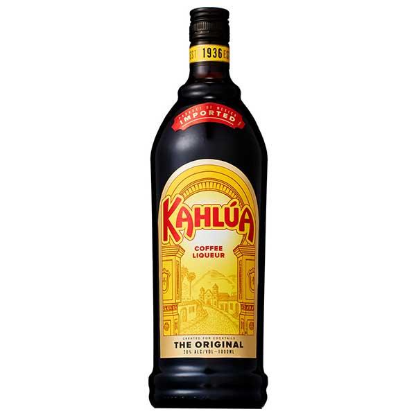 【10%】サントリー カルーア コーヒーリキュール 20度 [瓶] 1L 1000ml x 12本[ケース販売][サントリー アメリカ リキュール YKCLL7]