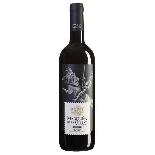 赤ワイン wine 御中元 御歳暮 内祝い ボデガス コビトロ マルケス デ ラ 送料無料 ロブレ 販売期間 限定のお得なタイムセール ビジャ SW107 本州のみ 750ml スペイン 赤 いつでも送料無料 UL