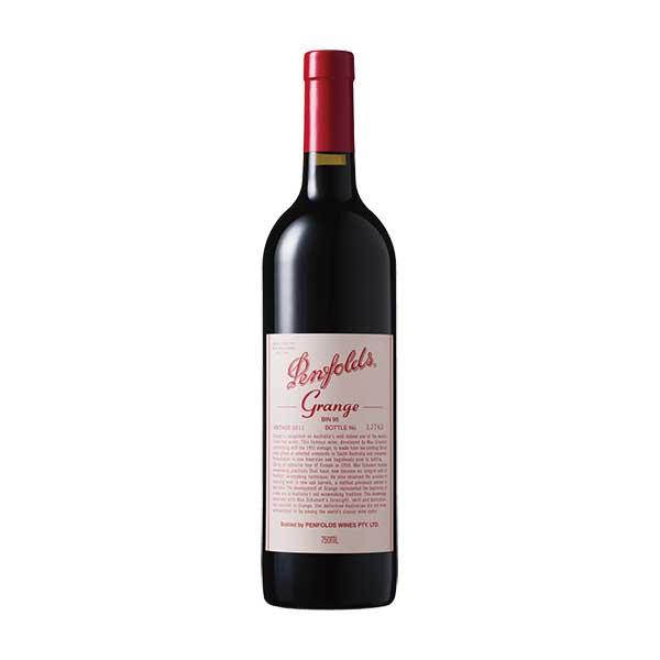 ペンフォールズ ペンフォールズ グランジ 2015 [箱付] 750ml[サッポロ/オーストラリア/サウス オーストラリア/赤ワイン/TY09]