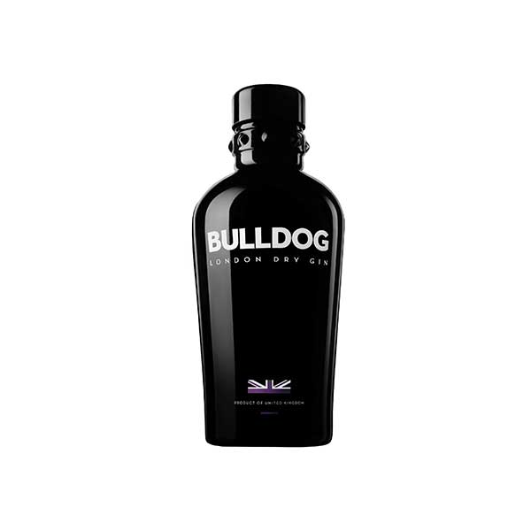 ブルドッグ ロンドン ドライジン 40度 [瓶] 700ml x 6本[ケース販売] [CT イギリス ジン]