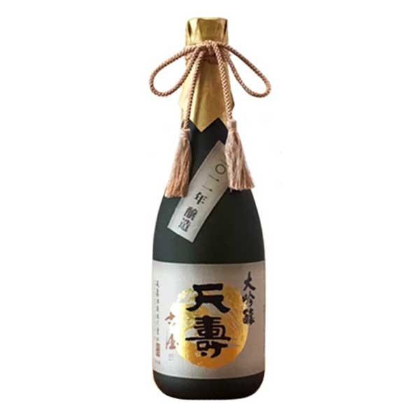 天寿 古酒大吟醸 720ml x 6本 [ケース販売] [天寿酒造/秋田県/OKN]【ギフト不可】