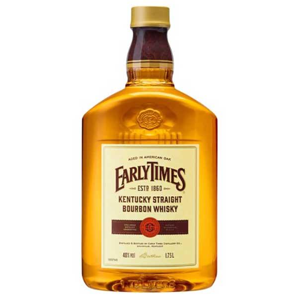 ウイスキー whisky 母の日 父の日 御中元 御歳暮 内祝い アーリータイムズ イエローラベル 今だけ限定15%OFFクーポン発行中 40度 送料無料 1.75L ご予約品 アメリカ 44957 アサヒビール 本州のみ 1750ml PET バーボンウイスキー