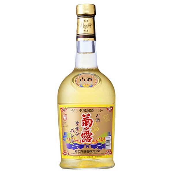 菊之露 サザンバレル 古酒 25度 720ml x 12本 [ケース販売][菊之露酒造 / 泡盛]