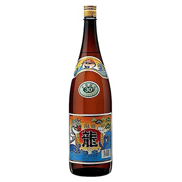 金武 龍 30度 1.8L 1800ml x 6本 [ケース販売][金武酒造所 / 泡盛]【お中元】