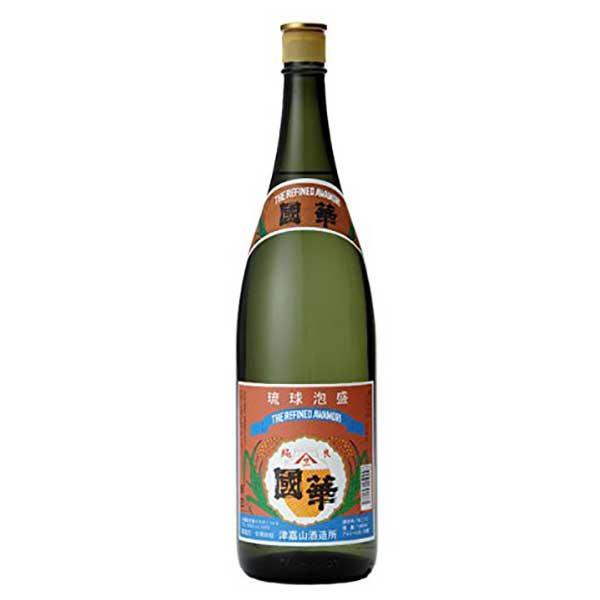 津嘉山 国華 30度 1.8L 1800ml x 6本 [ケース販売][津嘉山酒造 / 泡盛]【お中元】