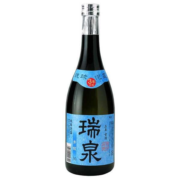 瑞泉 古酒青龍 30度 720ml x 12本 [ケース販売][瑞泉酒造 / 泡盛]