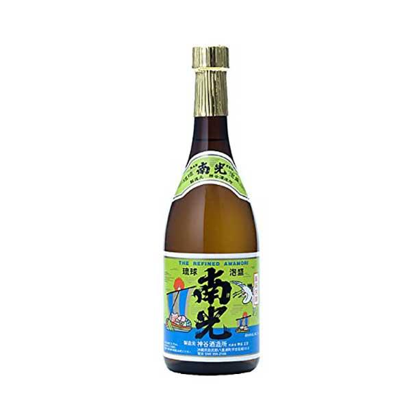 泡盛 awamori 御中元 気質アップ 御歳暮 内祝い 神谷 720ml 南光 30度 神谷酒造所 送料無料 本州のみ お買い得