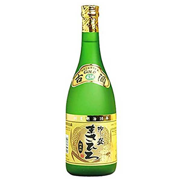 まさひろゴールド 古酒 43度 720ml x 12本 [ケース販売][ 比嘉酒造 / 泡盛] 送料無料※(北海道・四国・九州・沖縄別途送料)