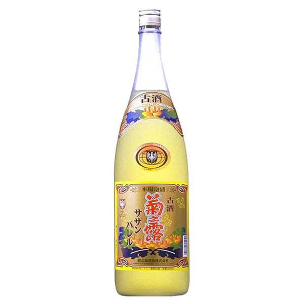 菊之露 サザンバレル 古酒 25度 1.8L 1800ml x 6本 [ケース販売][菊之露酒造 / 泡盛]