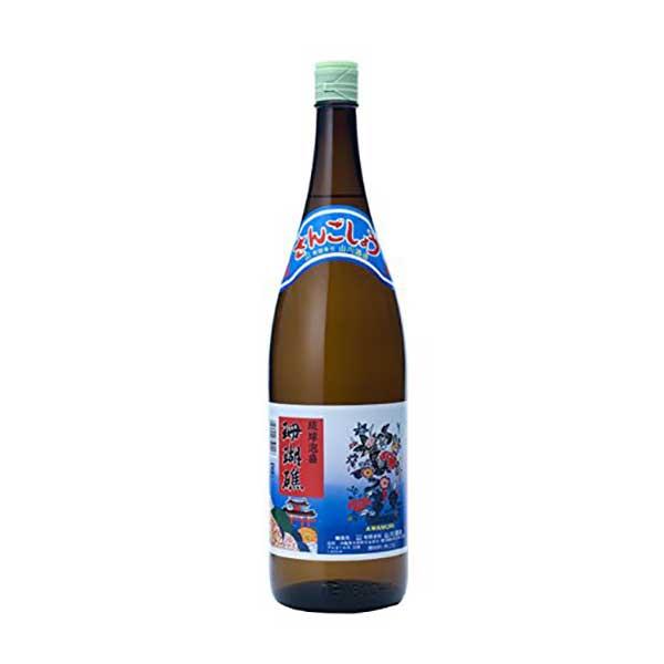 山川 珊瑚礁 30度 1.8L 1800ml x 6本 [ケース販売][山川酒造 / 泡盛]【お中元】