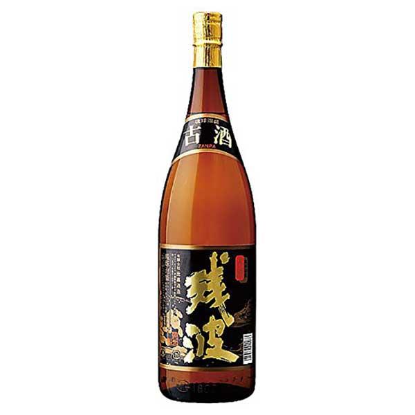 比嘉 残波 古酒 43度 1.8L 1800ml x 6本 [ケース販売][比嘉酒造 / 泡盛]