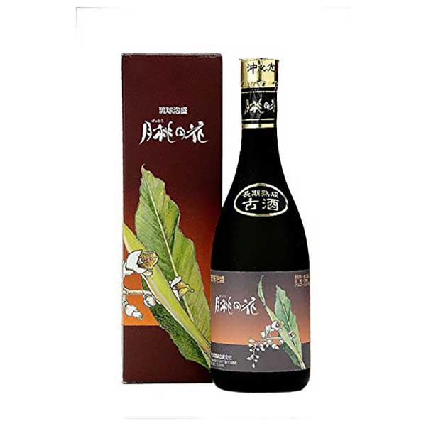 沖之光 月桃の花 古酒 25度 720ml x 12本 [ケース販売][沖の光酒造 / 泡盛]【お中元】【gift】