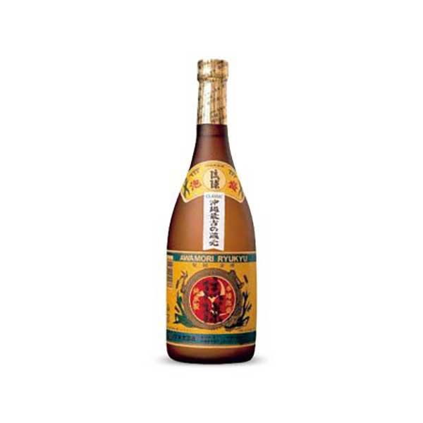 新里 琉球クラシック 25度 720ml x 12本 [ケース販売][ 新里酒造 / 泡盛]