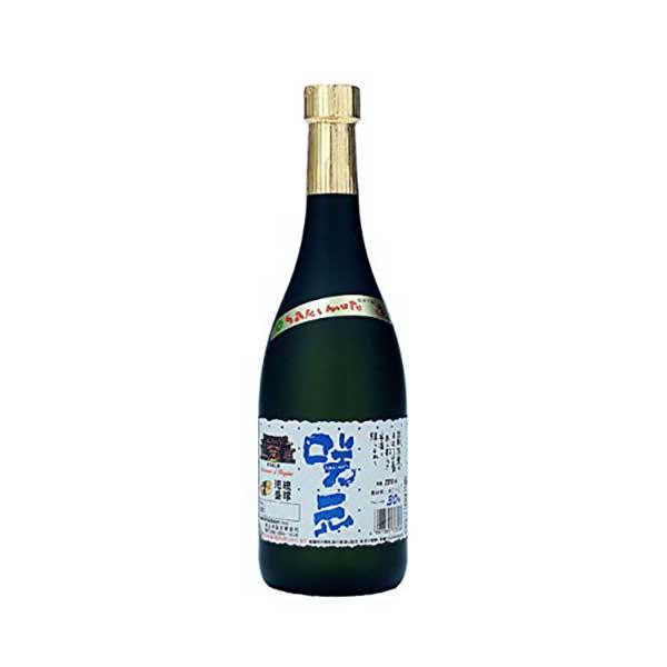 咲元 ブラック 30度 720ml x 12本 [ケース販売][咲元酒造 / 泡盛]
