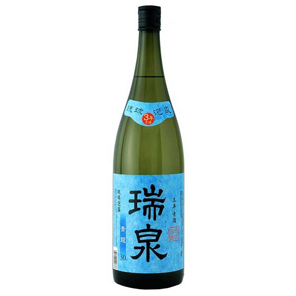 瑞泉 古酒青龍 30度 1.8L 1800ml x 6本 [ケース販売][瑞泉酒造 / 泡盛]