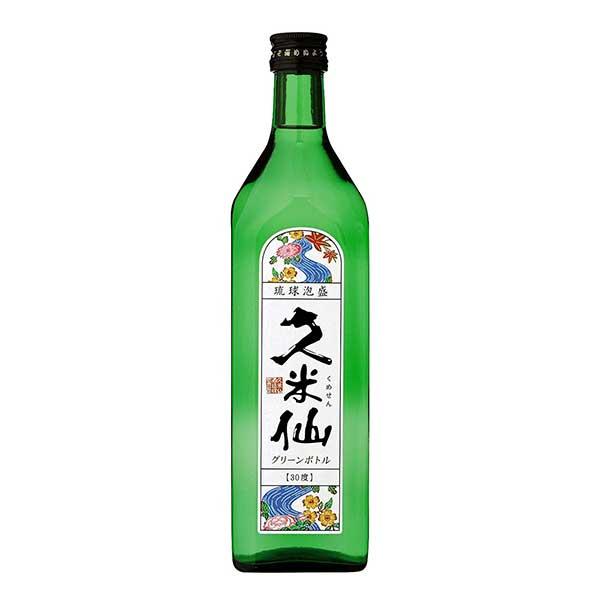 久米仙酒造 グリーン 30度 720ml x 12本 [ケース販売][久米仙酒造 / 泡盛]