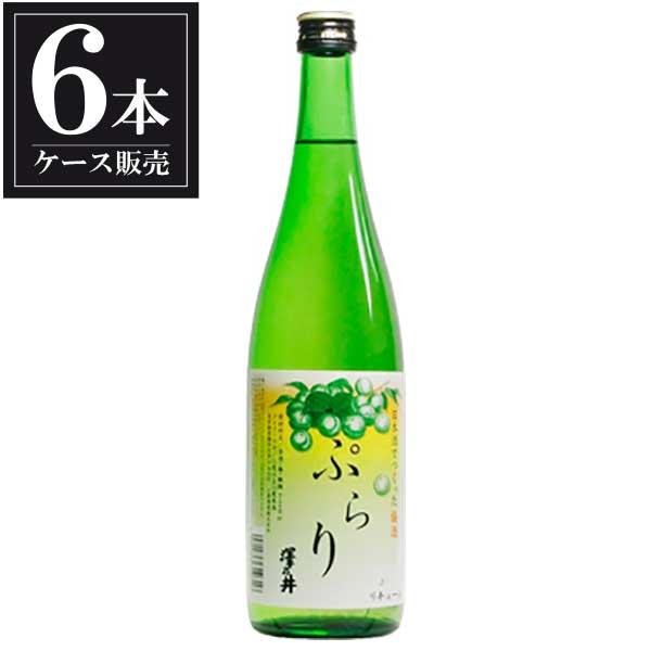 澤乃井 梅酒ぷらり 1.8L 1800ml x 6本 [ケース販売] [小澤酒造/東京都 ]
