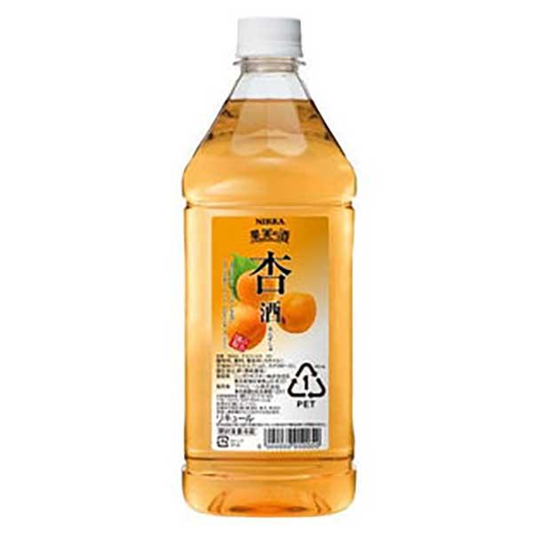 リキュール liqueur 母の日 父の日 御中元 御歳暮 内祝い アサヒ 本州のみ 1.8L 杏酒 1800ml 果実の酒 買物 送料無料 購入 ギフト カクテルコンク