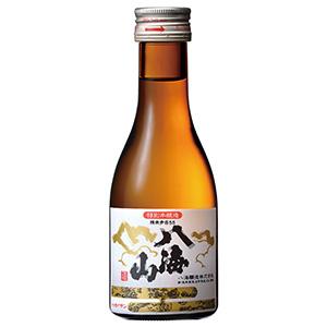 八海山 特別本醸造 一合瓶 180ml x 30本[ケース販売] [八海醸造/新潟県]【ギフト不可】