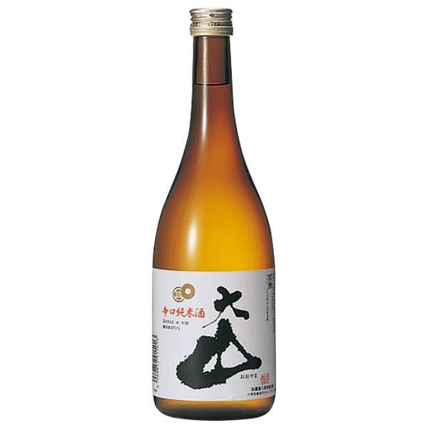 日本酒 japanese sake 御中元 御歳暮 内祝い 10% 加藤嘉八郎酒造 山形県 720ml 純米酒 辛口 予約 高品質 大山 OKN