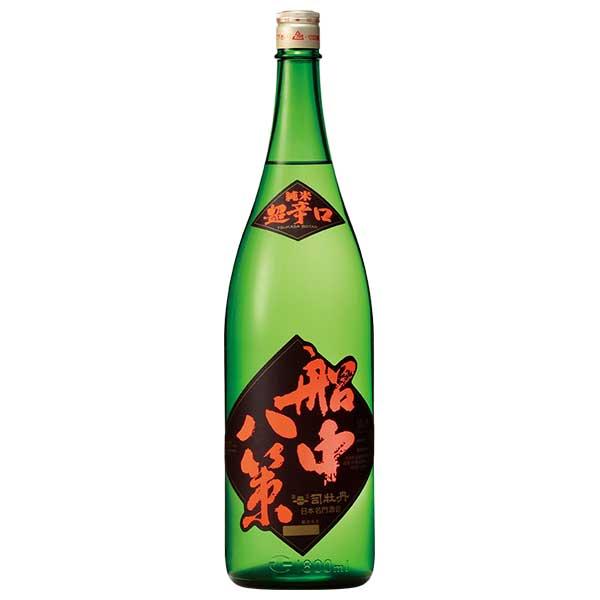 日本酒 japanese sake 御中元 御歳暮 内祝い 10% 司牡丹 あす楽対応 OKN 1800ml 1.8L 高知県 高価値 船中八策 純米 売り込み 司牡丹酒造