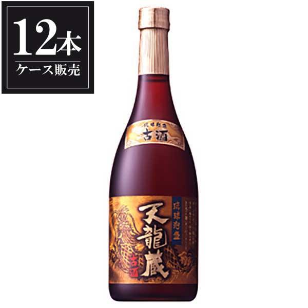 サントリー 天龍蔵 泡盛古酒 720ml x 12本 [ケース販売]