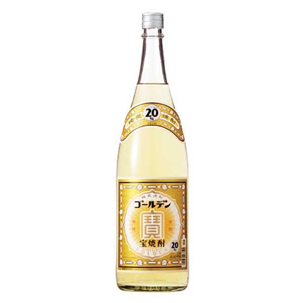 焼酎 distilled spirit 驚きの値段で sake 御中元 御歳暮 内祝い 宝焼酎 ゴールデン 20度 瓶 おすすめ特集 本州のみ 千葉県 6本 1.8L 送料無料 日本 ケース販売 ギフト不可 1800ml x 宝酒造