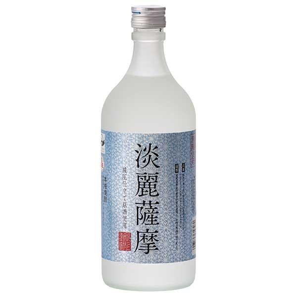 吹上 淡麗薩摩 芋 25度 [瓶] 720ml x 12本 [ケース販売] [吹上焼酎/0035828]【お中元】【gift】