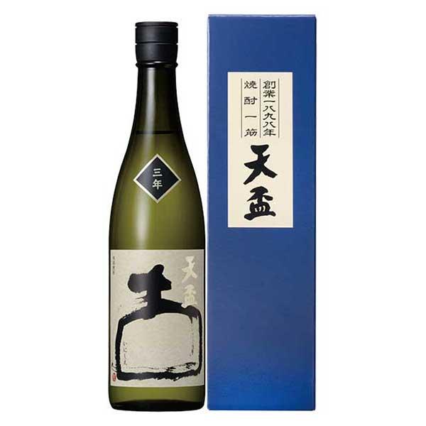 焼酎 70%OFFアウトレット distilled spirit sake 御中元 御歳暮 内祝い 10% 25度 いにしえ 最新号掲載アイテム 720ml 天盃 麦 福岡県 OKN 3年