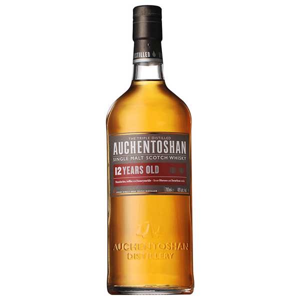 オーヘントッシャン 12年 40度 [瓶] 700ml x 6本[ケース販売] 送料無料※(本州のみ)[ウイスキー/40度/イギリス/サントリー]【母の日】