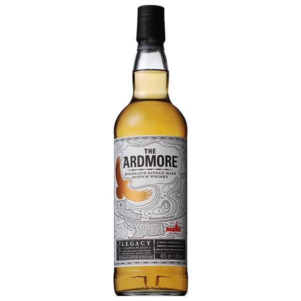 アードモア レガシー 40度 [瓶] 700ml x 6本[ケース販売][ウイスキー/40度/イギリス/サントリー]【母の日】