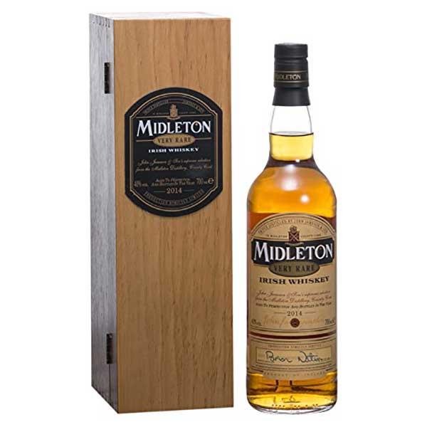 ミドルトンベリーレア 40度 [瓶] 700ml x 6本[ケース販売][ウイスキー/40度/アイルランド/サントリー]