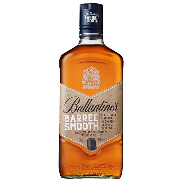 バランタイン バレルスムース 40度 [瓶] 700ml x 6本[ケース販売][ウイスキー/40度/イギリス/サントリー]【母の日】