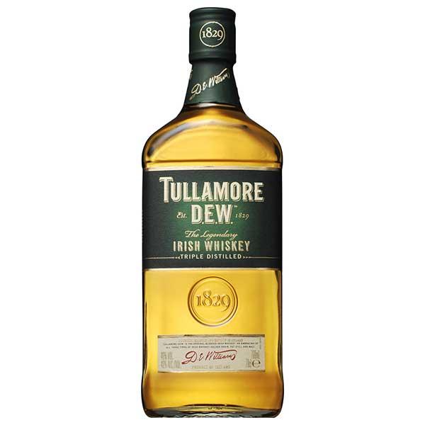 タラモアデュー 40度 [瓶] 700ml x 12本[ケース販売] 送料無料※(本州のみ)[ウイスキー/40度/アイルランド/サントリー]
