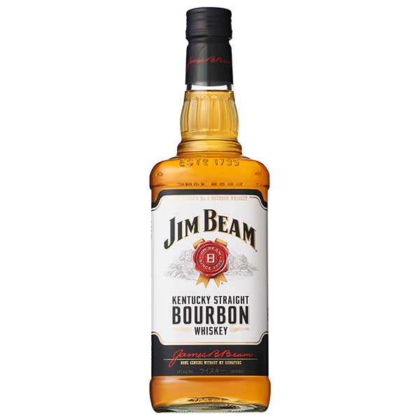 ウイスキー whisky 御中元 御歳暮 内祝い ジムビーム 40度 ●日本正規品● 正規品 BEAM JIM 700ml あす楽対応 バーボンウイスキー アメリカ 待望 サントリー