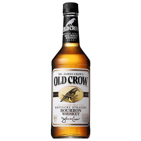 オールド クロウ 40度 [瓶] 700ml x 12本[ケース販売] 送料無料※(本州のみ)[ウイスキー/40度/アメリカ/サントリー]【母の日】
