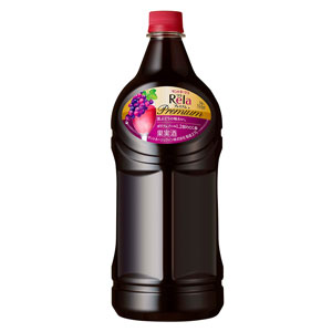 サントネージュ リラ プレミアムこく赤 ペットボトル 2.7L 2700ml x 6本 [ケース販売] [日本/赤ワイン]
