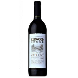 レッドウッド クリーク メルロ 750ml x 12本 [ケース販売] [アメリカ/赤ワイン]