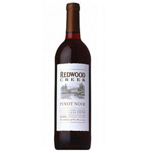 レッドウッド クリーク ピノ ノワール 750ml x 12本 [ケース販売] [アメリカ/赤ワイン]【お中元】【gift】
