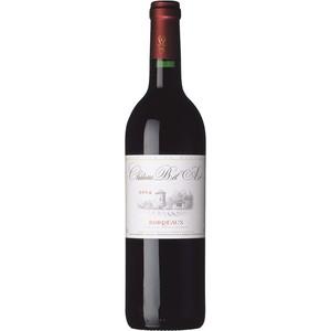OUTLET SALE 赤ワイン wine 御中元 御歳暮 内祝い 10% シャトー ベルエール セットアップ 750ml ボルドー ミディアムボディ フランス アサヒ