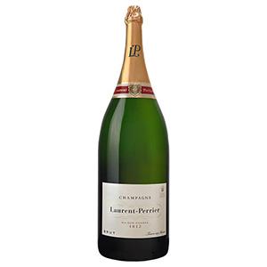 シャンパン Champagne 御中元 御歳暮 内祝い 決算セール開催中 新商品 ポイント5倍 ローラン ペリエ ブリュット サントリー 辛口 バルタザール 白ワイン 12L フランス 日本正規代理店品 12000ml L P シャンパーニュ