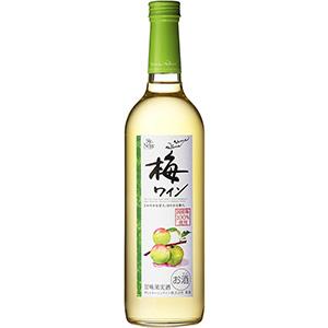 サントネージュ 梅ワイン 720ml x 12本 [ケース販売] [日本/その他]